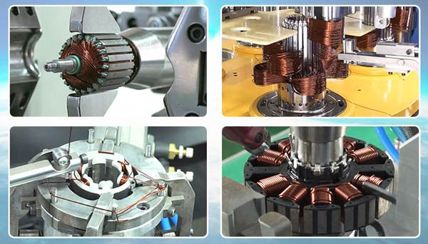motor manfacturing production assembly line suppliers and manufacturers