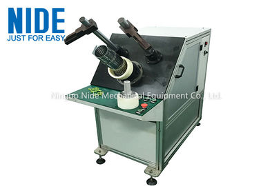 Induction Motor Stator Semi Auto Coil Inserting Machine 220V/50HZ 0.75KW