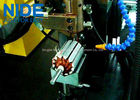 Welding The Copper Wire Commutator Hook Fusing Machinery / Machinery For Mixer Motor