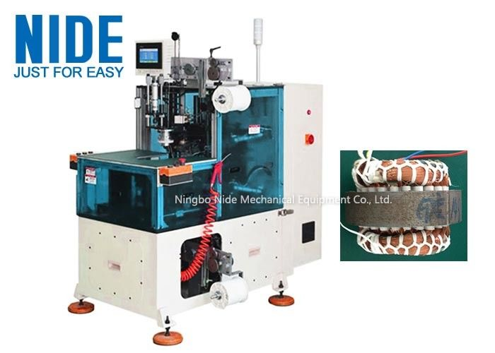 Automatic motor Stator coil Lacing Machine ( Stator Coil Lacer ) With PLC Control